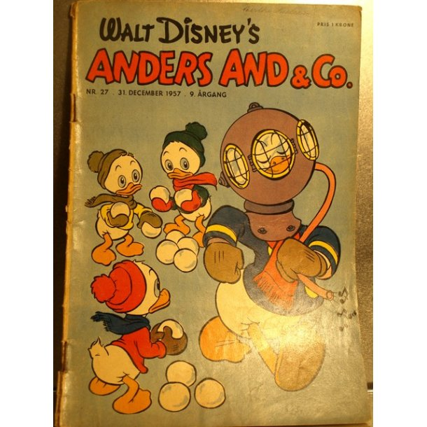 ANDERS AND NR.27 1957