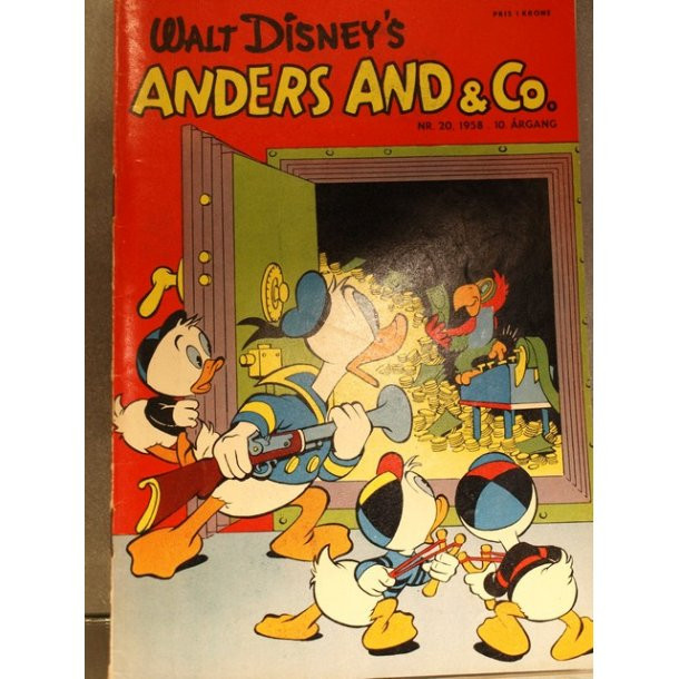 ANDERS AND NR.20 1958