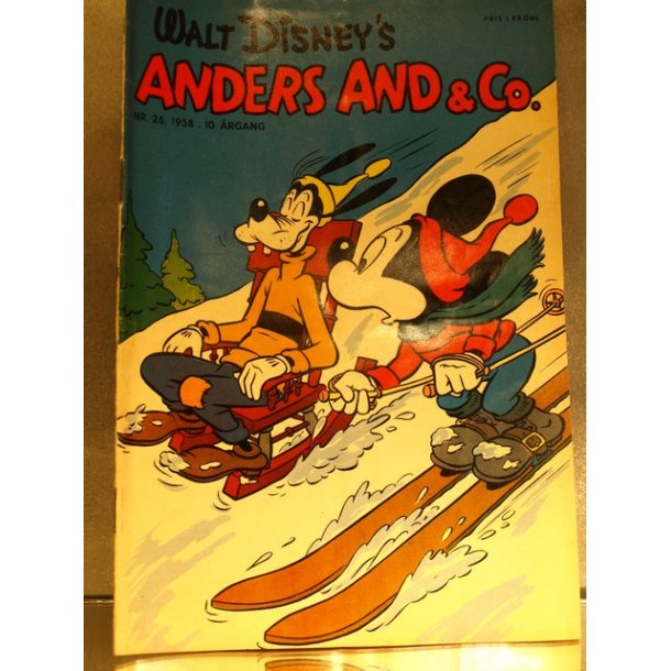 ANDERS AND NR.26 1958