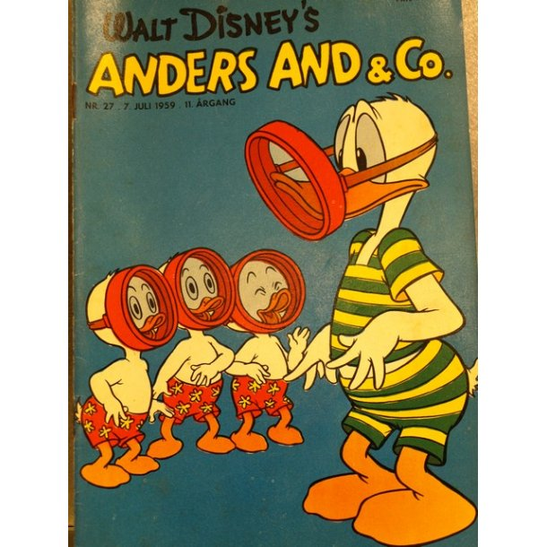ANDERS AND NR 27 1959
