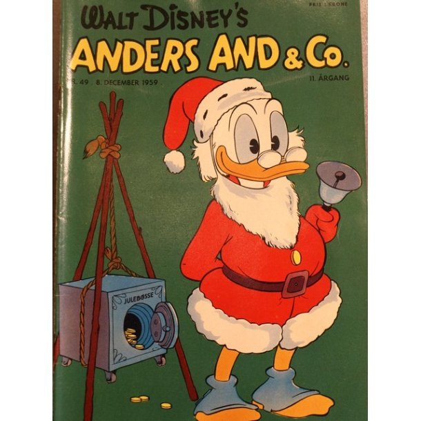 ANDERS AND NR.49 1959